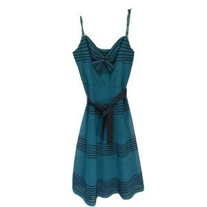 Betsey Johnson Womens Fit and Flare Empire Sun Dre